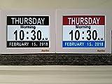 DayClox Memory Loss Digital Calendar 5-Cycle