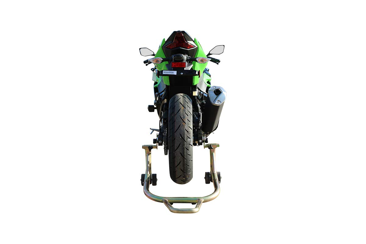 T-Rex Racing 2018-2019 Kawasaki Ninja 400 Rear Axle Sliders