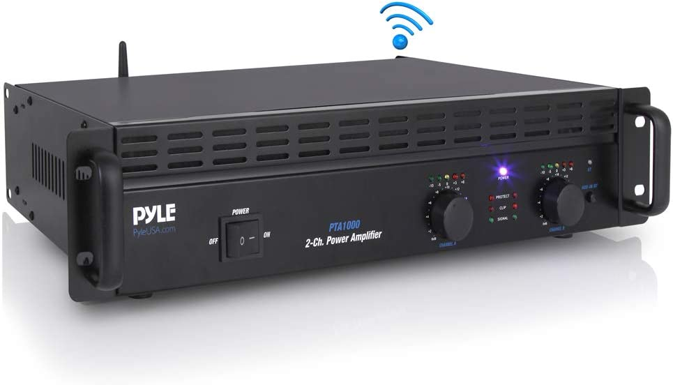 Pyle Professional Audio Bluetooth Power Amplifier