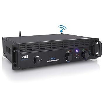 Pyle PTA1000 - Amplificador de audio (1000W, 1%, 102 Db, 110