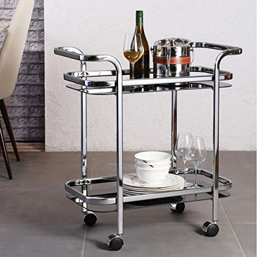 Home Centre Montoya Serving Trolley