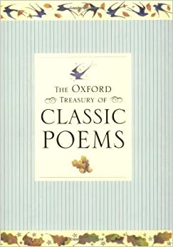 Book The Oxford Treasury of Classic Poems by Michael Harrison (2004-11-04)