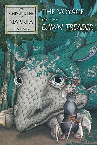 Voyage of the dawn treader, C S Lewis, Narnia, Chronicles, dragon, mouse, ship, voyage, fantasy books, young books, middle grade books, Aslan, Eustace, epic books, epic read, adventure books, high fantasy series, epic series, must read, author, writer, am reading, book list, recommended books,