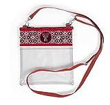 Desden Texas Tech Red Raiders Clear Gameday Crossbody Bag