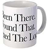 CafePress Been There. Found That. Mug Unique Coffee Mug, Coffee Cup
