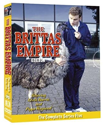The Brittas Empire Complete Series 5 - Two Disc Digipak with Bonus ...