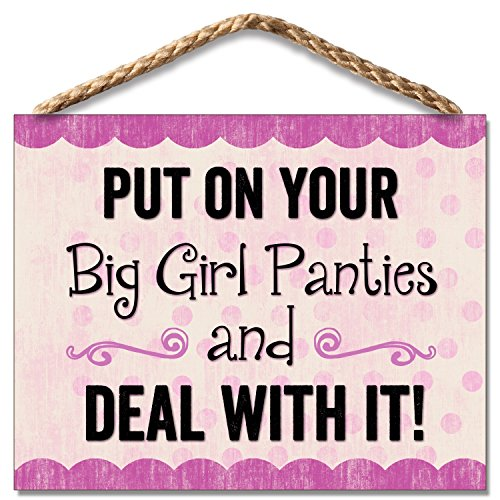 Wood Sign Your Girl Panties product image