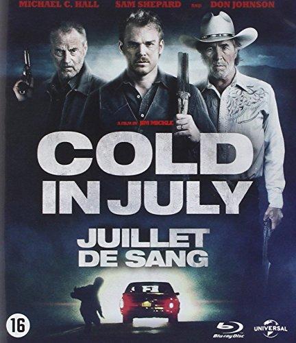 Cold In July - Juillet De Sang [ Blu Ray ] [Blu-ray]