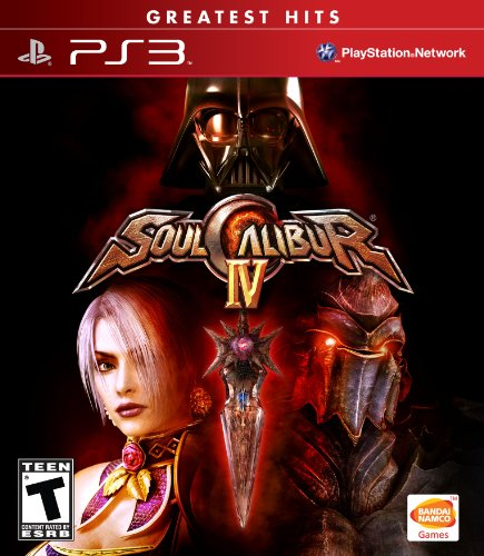 Soul Calibur IV - Playstation 3 (Games Fighting Ps3)