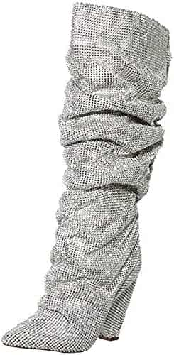 76b2df08aa4be Shopping Cold Weather & Shearling - Silver - Boots - Shoes - Women ...