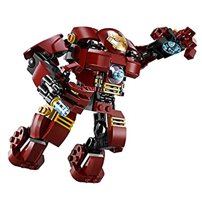 LEGO Super Heroes The Hulk Buster Smash 76031: Toys & Games