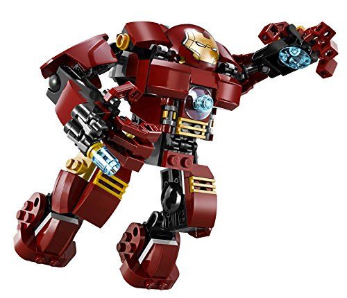 Buy LEGO The Hulk Buster Smash 76031 Online At Low Prices In India