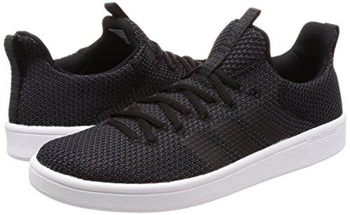 De Chaussures Homme Advantage Noir White 0 footwear core Cloudfoam Adidas Black Black core Running Adapt FtIaYxq