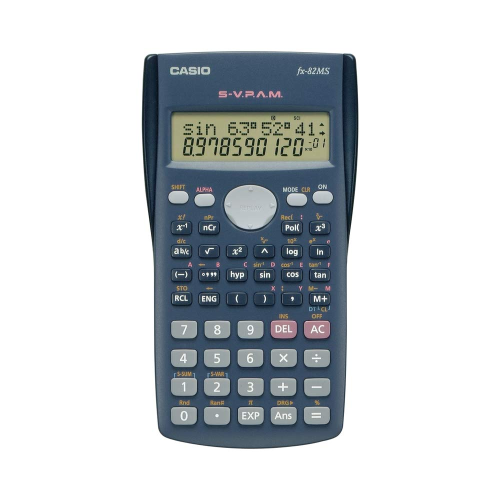 Casio FX 82 MS Calcolatrice CAS FX82MS