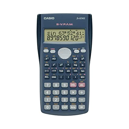 casio manual fx 82es