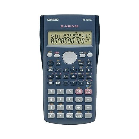 casio scientific calculator user manual