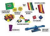 Manipulative Kit to accompany Saxon Math K