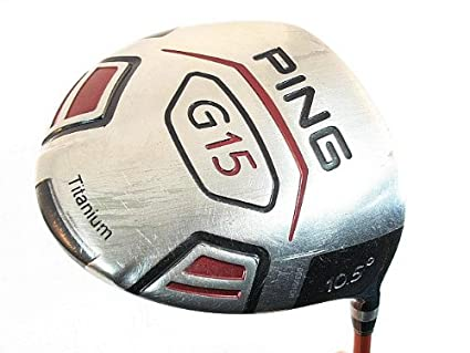 Amazon.com: Ping G15 Driver 10,5 Stiff Club de Golf: Sports ...