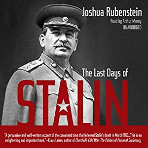 The Last Days of Stalin Audiobook