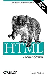 HTML Pocket Reference (Pocket Reference (O'Reilly))