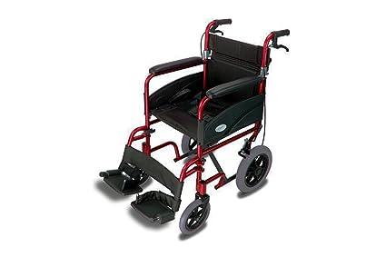 Simplelife Mobility - Silla de ruedas con freno (plegable ...