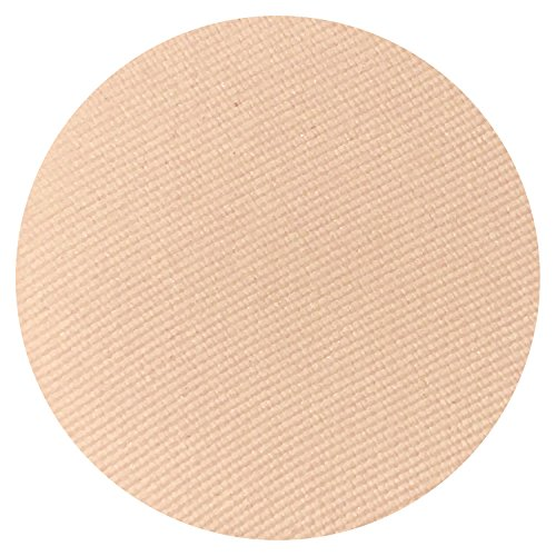 Cosmetic Peach Matte Eyeshadow Single Eye Shadow Makeup Magnetic Refill Pan 26mm, Paraben Free, Gluten Free, Made in the ()