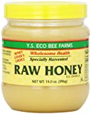 YS Organic Bee Farms - Healthy Honey (Raw), 14 oz Larger Image