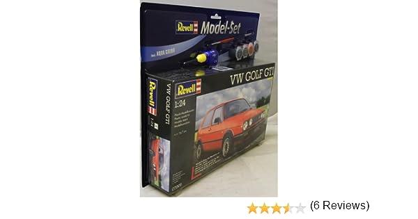 Revell Volkswagen Golf GTI 16V 1 : 24: Amazon.es: Juguetes y juegos