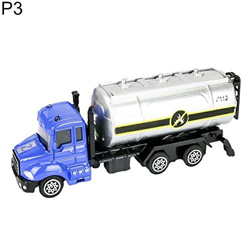 - preliked 1:64 Alloy Car Engineering Truck Model Excavators Cement Concrete Mixer Dumpers Diecasts Toy