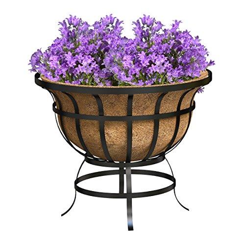 (Panacea Standing Flat Iron Basket)