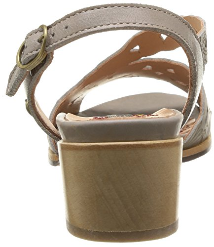 Neosens Callet 146, Scarpe col tacco Donna Grigio (Gris (Alabastro))