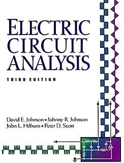 Electric Circuit Analysis Johnson Ebook