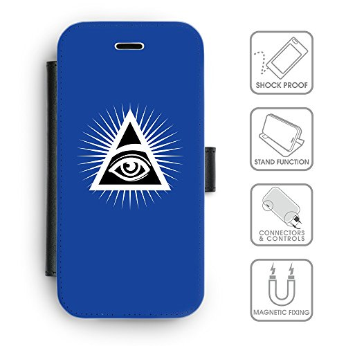 GoGoMobile Coque de Protection TPU Silicone Case pour // Q09100606 Œil Providence 20 Arsenic // Apple iPhone 6 PLUS 5.5""