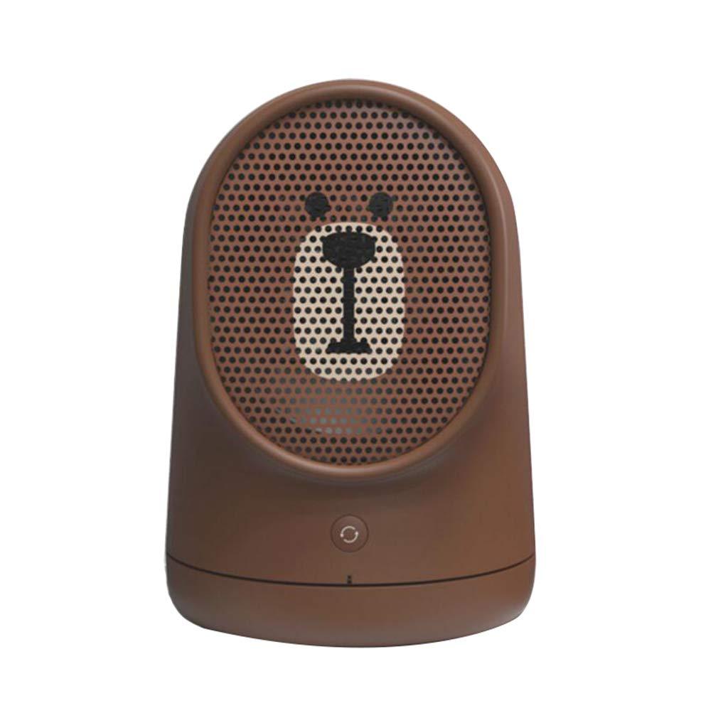 Acquisto ZHHL Termoventilatori per Ventole, Riscaldatore Ceramico Portatile PTC Oscillante Temperatura Costante Radiatori Mini Quiet Over-Heat E Protezione da Ribaltamento #3 Prezzi offerte