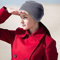 Home-X® Ear Warmer Cap. Charcoal Gray