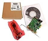 HP Hi348 PCIe IEEE 1394b Firewire Card 491886-002