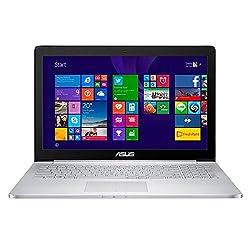Asus Zenbook Pro UX501JW-XS73 15.6 Inch Ultrabook (Aluminum) Intel Core i7-4720HQ 2.6GHz 16GB DDR3 512GB SSD GTX960M USB3.0 Windows 10 Professional
