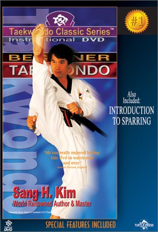 Beginner Taekwondo by Turtle Press