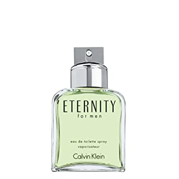 Eternity For Men Eau De Toilette Spray 100 Ml Amazoncouk Beauty