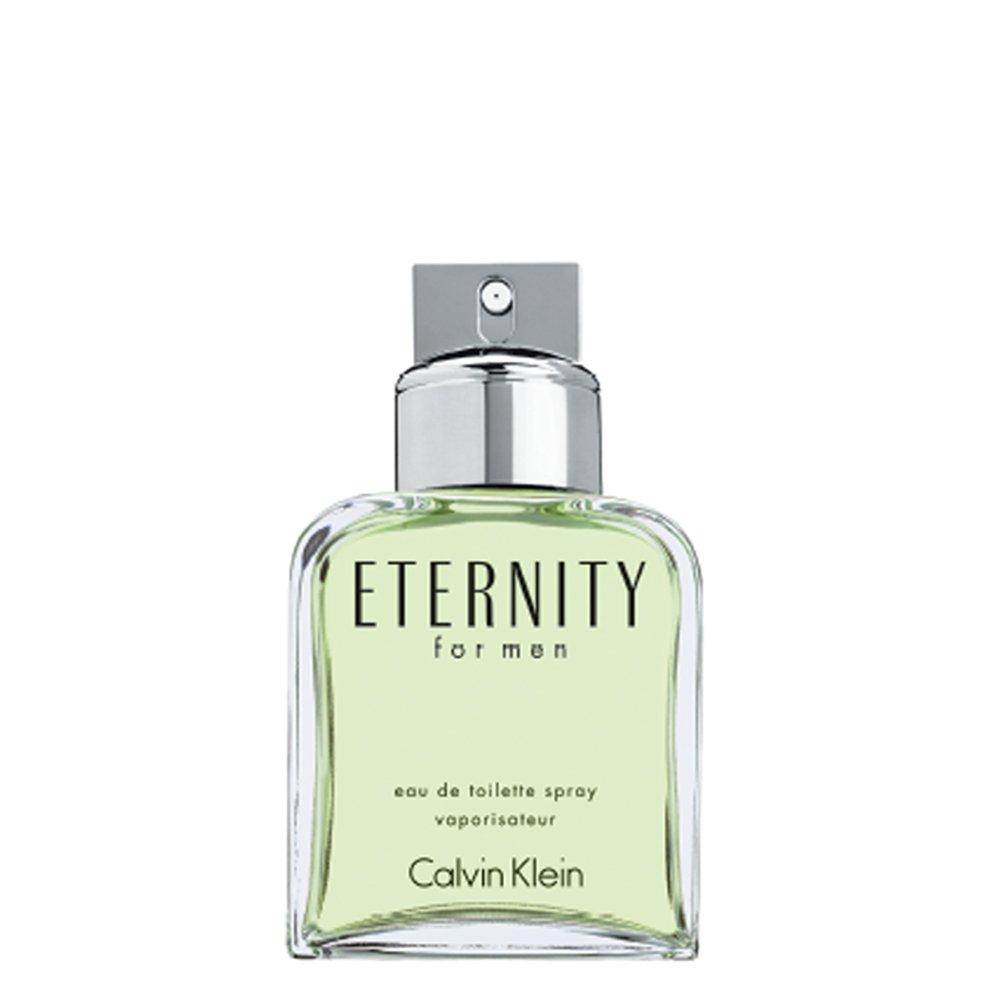 Calvin Klein ETERNITY for Men Eau de Toilette, 3.4 fl. oz.