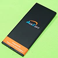 AceSoft 3400mAh Extended Slim Replacement Battery for AT&T Microsoft Lumia 950 Smartphone