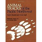 Animal Tracks Pacific Northwest