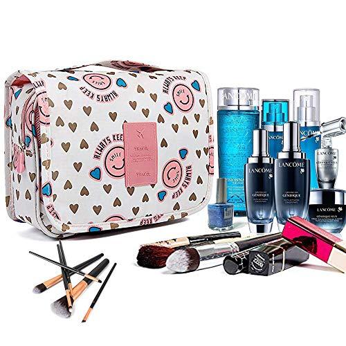 98bf1534f2dd Makeup Bag Toiletry Bag Bra Underwear bag Organizer Lipstick bag Cosmetic  Bag Makeup Pouch Earphone receipt Hanging Multifunction Portable Waterproof  ...