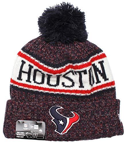 NFL Houston con Gorro NEW Azul ERA Angeles Texans pompón RAMS A Los Tejido P6qYaxPwA