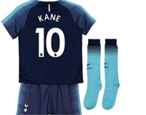 buy popular 496e0 07f9b Amazon.com: LISIMKE Tottenham Hotspur Team Away Soccer 2018 ...