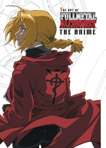 The Art of Fullmetal Alchemist: The Anime by Animewild (Image #1)