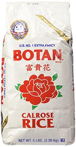 Botan Calrose Rice (5#)