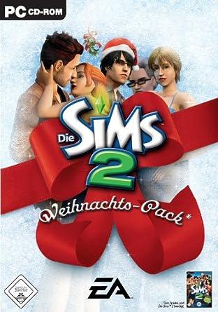 Die Sims 2   Weihnachts Pack