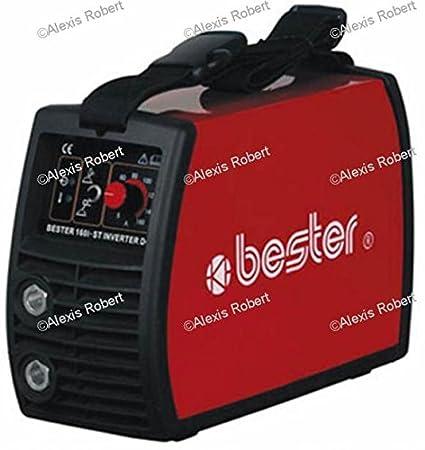 Estación de soldadura de electrodos Inverter Bester 160i-st Lincoln ...