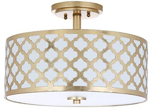 Gold Ceiling Light - Safavieh